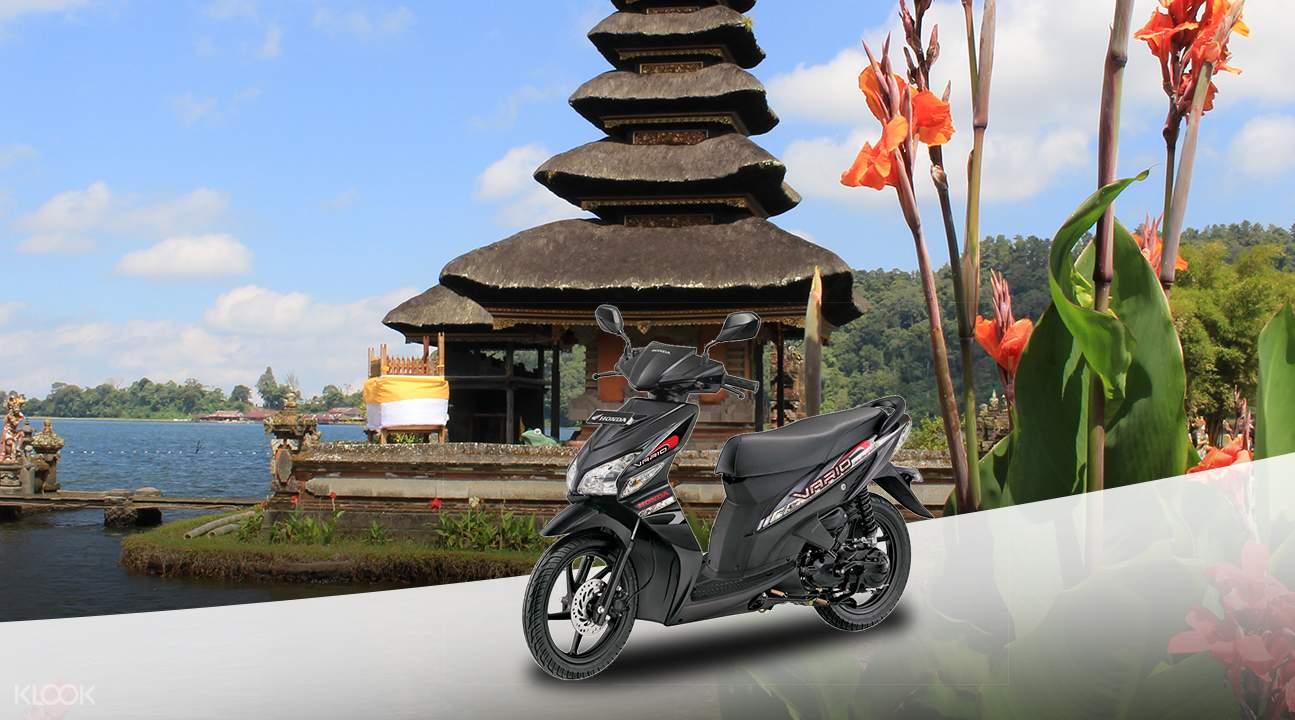 Scooter & Motorbike Rental in Bali Indonesia